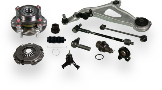 steering-suspension-driveline-family