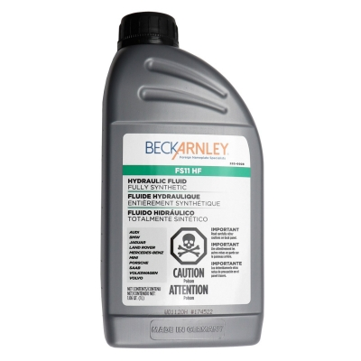 Synthetic Hydraulic & Power Steering Fluid | Beck/Arnley Auto Parts